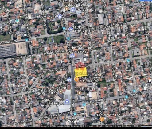 Terreno de Esquina para Locação no bairro Pinheirinho - Foto 6