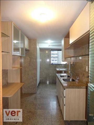 Apartamento com 2 dormitórios à venda, 115 m² por R$ 665.000,00 - Meireles - Fortaleza/CE - Foto 18