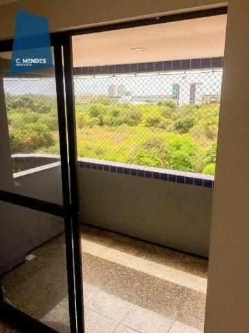 Apartamento à venda, 74 m² por R$ 300.000,00 - Guararapes - Fortaleza/CE - Foto 5