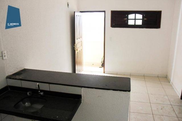 Apartamento 45m² para locação, 2 quartos, Lagoa Redonda, Fortaleza. - Foto 4