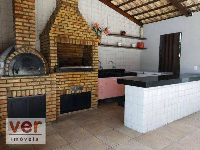 Apartamento com 5 dormitórios à venda, 211 m² por R$ 800.000,00 - Guararapes - Fortaleza/C - Foto 8