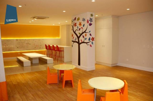Marzzano, 2 ou 3 suítes, 2 vagas, 88, 100 e 117 m²  à venda, a partir de R$ 535.000 - Duna - Foto 7