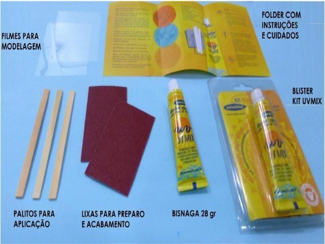Kit Conserto de Prancha de Surf e Stand Up Epoxi/Pu - Foto 2