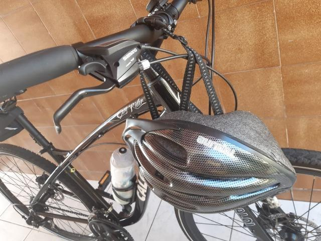 Bicicleta Caloi Easy Rider Aro 700 - Foto 2