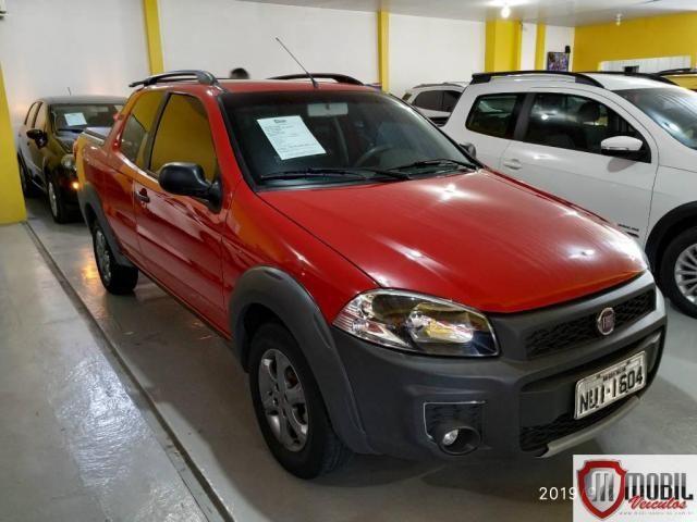 Fiat Strada Working 1.4 mpi Fire Flex 8V CD - Foto 3
