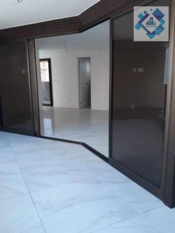 Apartamento com 4 dormitórios à venda, 235 m² por R$ 2.000.000 - Meireles - Fortaleza/CE - Foto 13