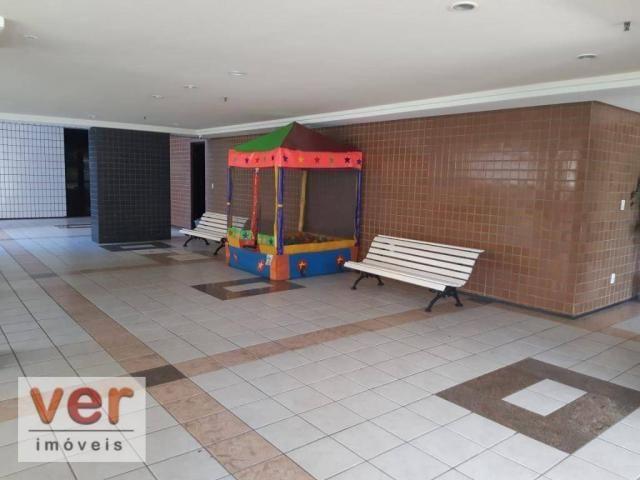 Apartamento à venda, 91 m² por R$ 359.000,00 - Cocó - Fortaleza/CE - Foto 2