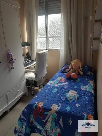 Vendo Lindo Apartamento com 2 dormitórios à venda, 65 m² por R$ 280.000 - Largo do Barrada - Foto 5
