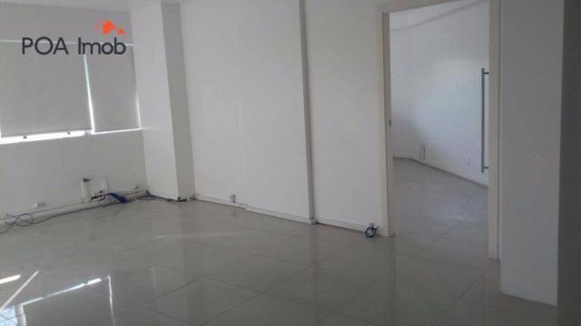 Sala comercial para locação, Boa Vista, Porto Alegre. - Foto 10