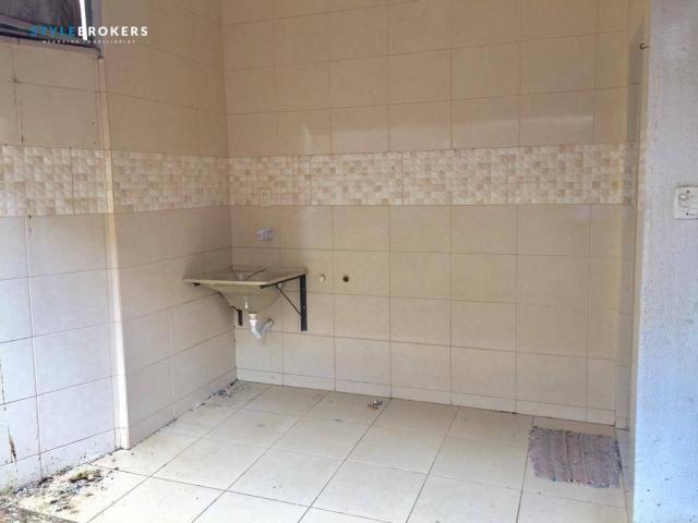 Casa no Condomínio Colina dos Ventos com 3 dormitórios à venda, 119 m² por R$ 359.000 - Ja - Foto 10