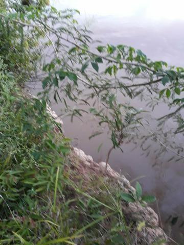 Vendo chácara na beira do rio ao lado do pesqueiro casa de telha - Foto 10