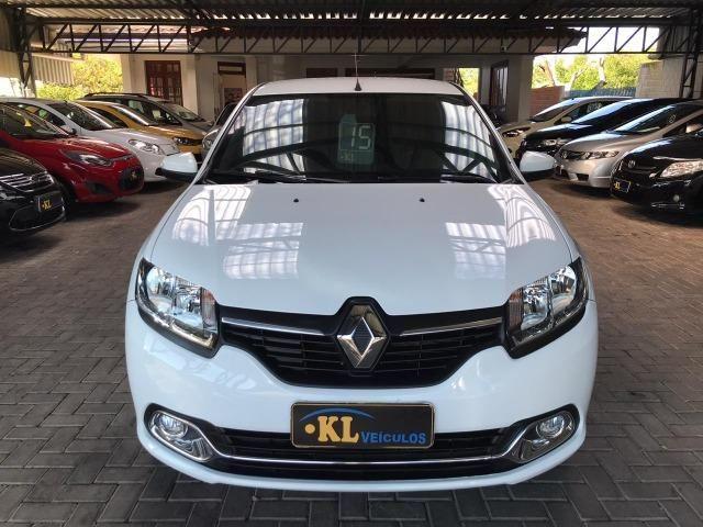 Renault- Logan Dynamique 1.6 8v Flex (Impecável, Seminovo)