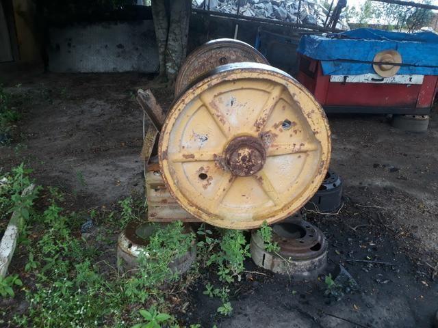 Vendo troco em carro caçamba saveiro - Foto 2