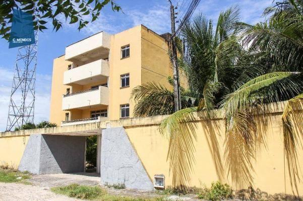 Prédio residencial à venda, 1350 m², Cidade dos Funcionários, Fortaleza.