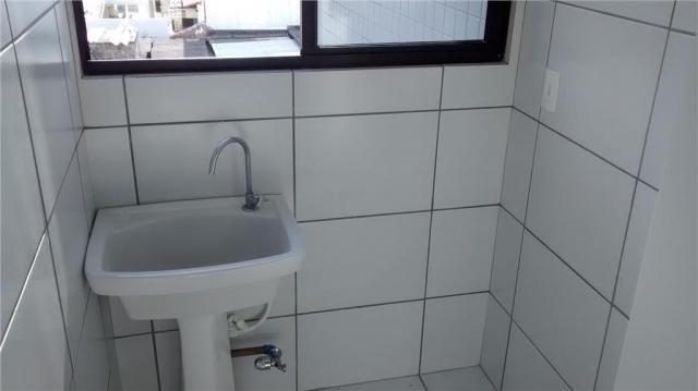Apartamento  residencial para locação, Tirol, Natal. - Foto 13