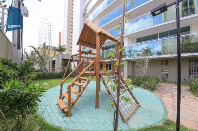 Apartamento com 3 dormitórios à venda, 71 m² por R$ 455.000,00 - Cocó - Fortaleza/CE - Foto 8