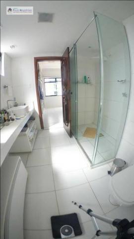 Cobertura com 4 dormitórios 3 suítes  vista a mar nascente à venda, 575m² total m² Rio Ver - Foto 11