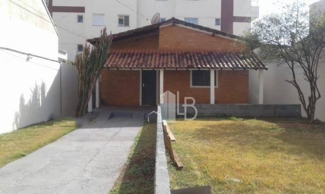 Casa com 3 dormitórios para alugar, 120 m² por R$ 1.500,00/mês - Progresso - Uberlândia/MG - Foto 11