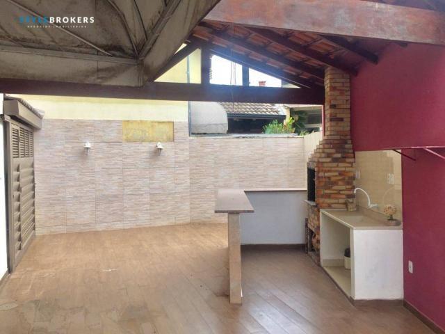 Casa no Condomínio Colina dos Ventos com 3 dormitórios à venda, 119 m² por R$ 359.000 - Ja - Foto 6
