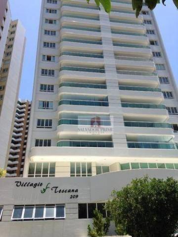 Apartamento residencial à venda, Caminho das Árvores, Salvador. - Foto 2