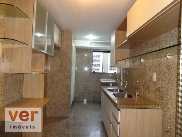 Apartamento com 2 dormitórios à venda, 115 m² por R$ 665.000,00 - Meireles - Fortaleza/CE - Foto 13