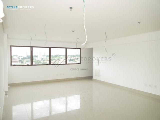 Sala no Edifício SB Medical e Business à venda, 51 m² por R$ 370.000 - Bairro Jardim Cuiab - Foto 3