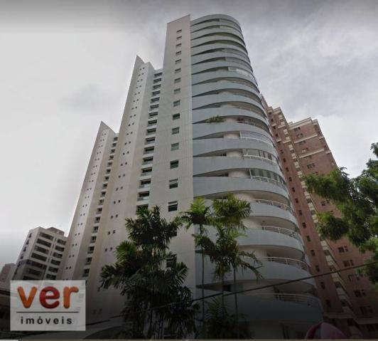 Apartamento à venda, 218 m² por R$ 1.350.000,00 - Meireles - Fortaleza/CE