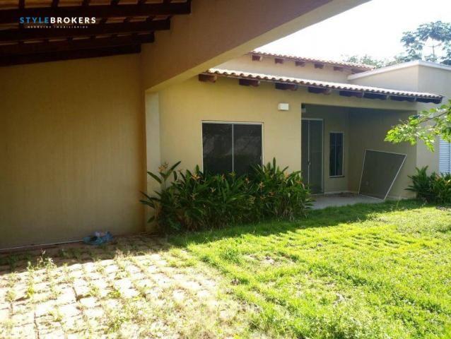 Casa No Condomínio Terra Selvagem Golfe Club com 5 dormitórios à venda, 321 m² por R$ 690. - Foto 17