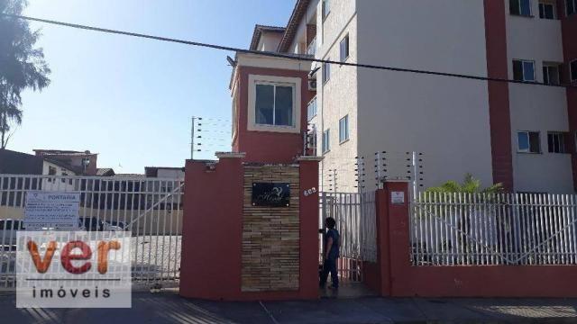 Apartamento à venda, 58 m² por R$ 200.000,00 - Messejana - Fortaleza/CE - Foto 2