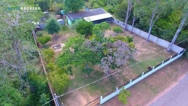 Chácara no Pai André com 1 dormitório à venda, 5100 m² por R$ 200.000 - Pai André - Várzea