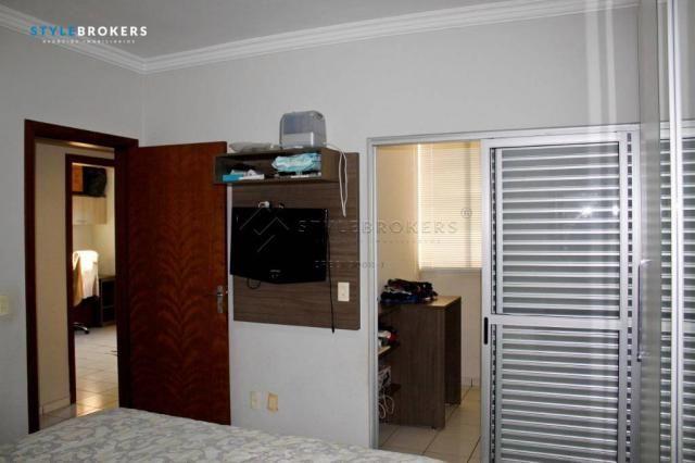 Sobrado no Condomínio Residencial Sevilla com 3 dormitórios à venda, 120 m² por R$ 500.000 - Foto 9