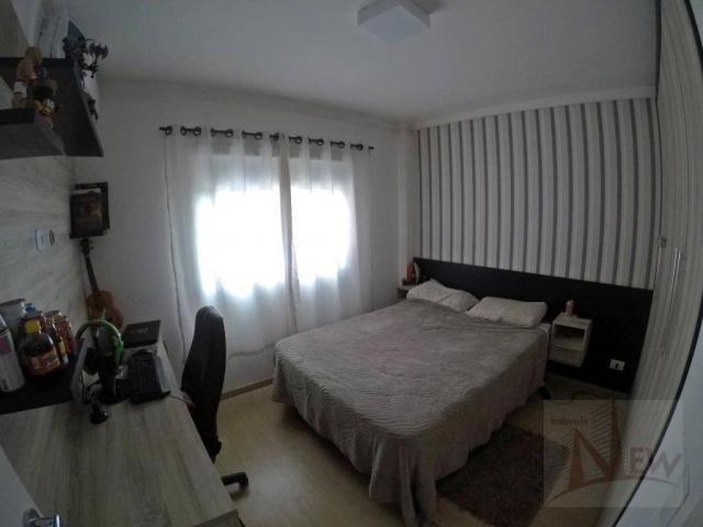 Apartamento 03 quartos sendo 01 suíte no Bom Jesus, São José dos Pinhais - Foto 16