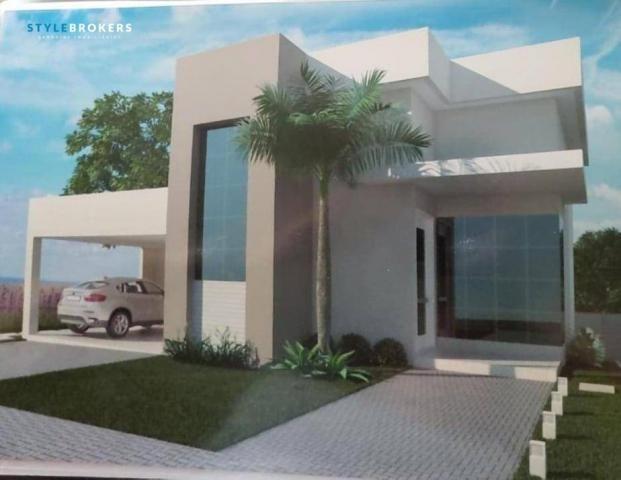 Terreno no Condomínio Florais Cuiabá  à venda, 532 m² por R$ 278.000 - Bairro ribeirão do  - Foto 3