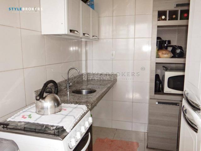 Apartamento no Residencial Paiaguás  com 2 dormitórios à venda, 66 m² por R$ 118.000 - Bai - Foto 6