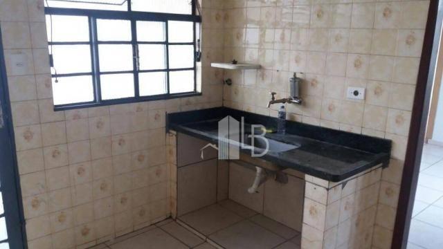 Casa com 3 dormitórios para alugar, 120 m² por R$ 1.500,00/mês - Progresso - Uberlândia/MG - Foto 12