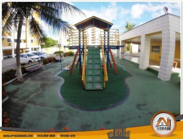 Apartamento com 3 dormitórios à venda, 70 m² por R$ 240.000,00 - Montese - Fortaleza/CE - Foto 6