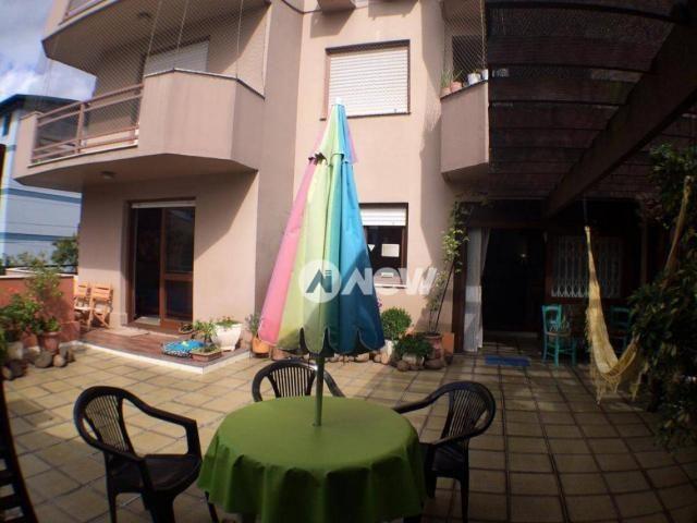 Apartamento com 3 dormitórios à venda, 203 m² por r$ 650.000 - vila rosa - novo hamburgo/r - Foto 5