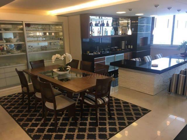 Apartamento com 3 dormitórios à venda, 243 m² por r$ 2.150.000 - hamburgo velho - novo ham