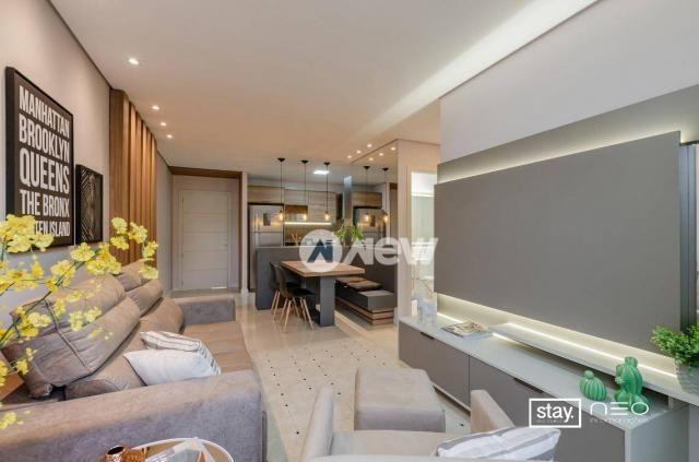 Apartamento à venda, 69 m² por r$ 363.500,00 - rio branco - novo hamburgo/rs - Foto 12