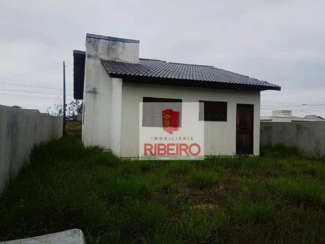 Casa com 3 dormitórios à venda, 69 m² por R$ 215.000 - Nova Divinéia - Araranguá/SC - Foto 17
