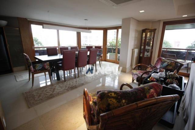 Apartamento com 3 dormitórios à venda, 292 m² por r$ 2.300.000 - centro - novo hamburgo/rs - Foto 19