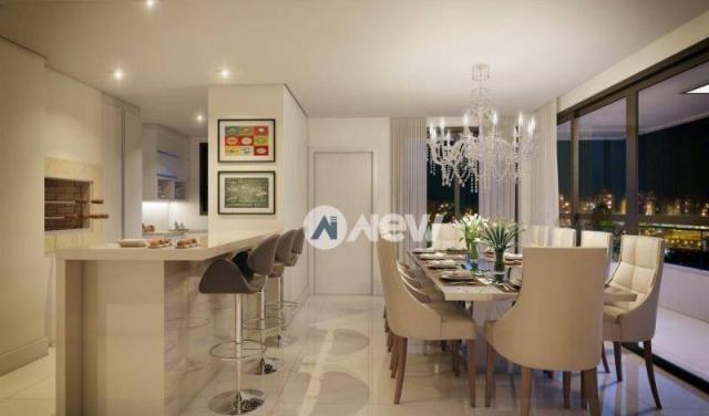 Apartamento com 3 dormitórios à venda, 162 m² por r$ 1.700.000,00 - hamburgo velho - novo  - Foto 12