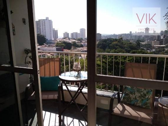 Apartamento à venda, 91 m² por R$ 510.700,00 - Taquaral - Campinas/SP - Foto 8
