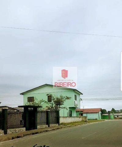 Sala Comercial com Apartamento!!! à venda, 160 m² por R$ 300.000 - Nova Divinéia - Ararang