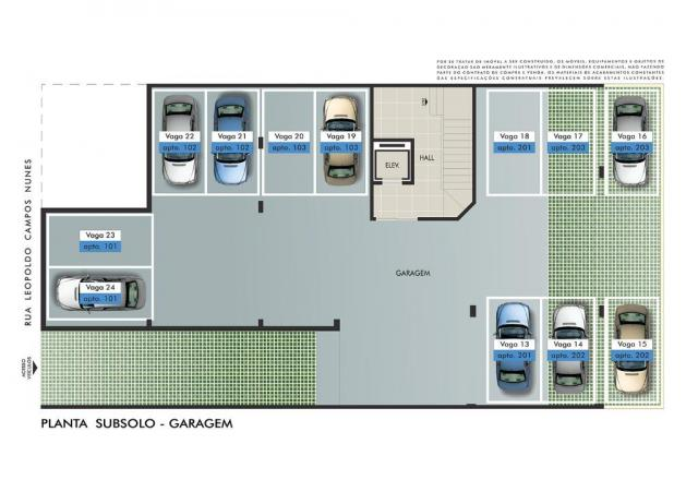 Apartamento com 3 dormitórios à venda, 112 m² por R$ 350.000 - Manacás - Belo Horizonte/MG - Foto 15