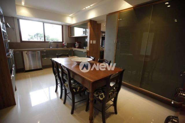 Apartamento com 3 dormitórios à venda, 292 m² por r$ 2.300.000 - centro - novo hamburgo/rs - Foto 9