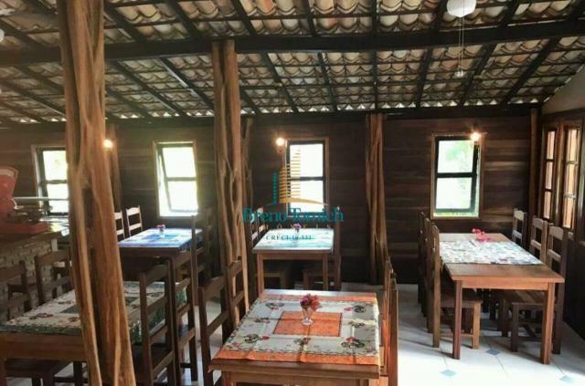 Pousada à venda, 900 m² por r$ 1.800.000 - cidade alta - santa cruz cabrália/ba - Foto 15