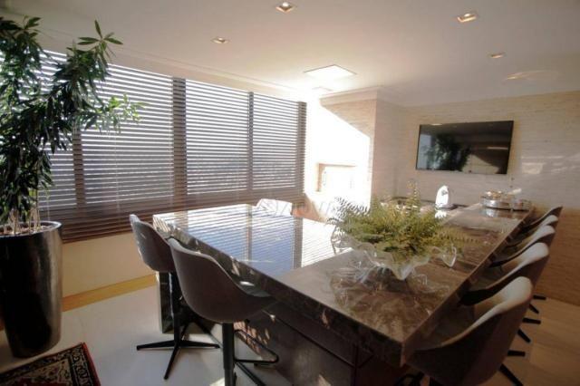 Apartamento com 3 dormitórios à venda, 243 m² por r$ 2.900.000 - hamburgo velho - novo ham - Foto 13
