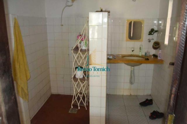 Casa com 2 dormitórios à venda, 85 m² por R$ 210.000 - Centro - Santa Cruz Cabrália/BA - Foto 12