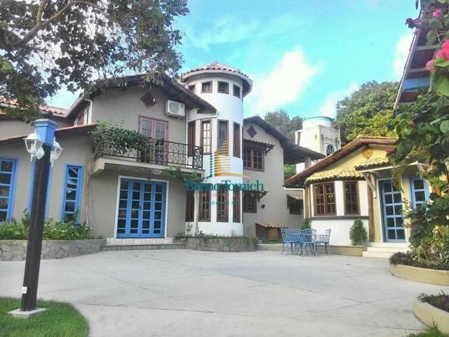 Pousada à venda, 900 m² por r$ 1.800.000 - cidade alta - santa cruz cabrália/ba